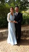 The Newlyweds: Mr. and Mrs. Rusu