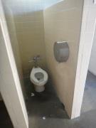 No-Door Toilet