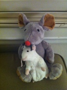 Ratinho with Mousie