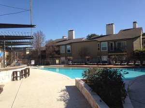 Pool & BBQ Barton Creek Landing
