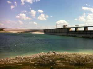 Lake Travis Dam