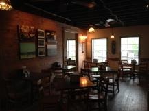 Inside Austin Java Cafe