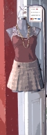 Mini skirt of sorts