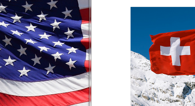 Switzerlanded vs. Americanized