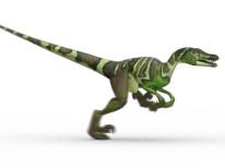 Remember Jurassic Park: Velociraptor