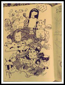 Random doodling.