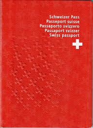 The prettiest passport ever.