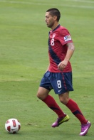 Lone Star Captain Clint Dempsey