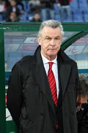 "Ottmar ""The General"", ""Gottmar"" Hitzfeld"