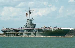 USS Lexinton CV-16 Corpus Christi
