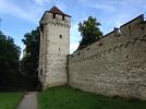 Musegg Wall, Lucerne (Schirmerturm -> Shielding Tower)