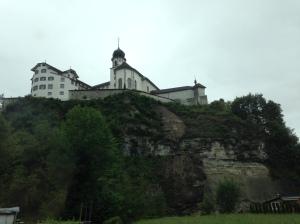 Monastery Werthenstein, Canton of Lucerne
