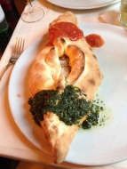 My favorite Italian sock - Pizza Calzone