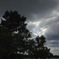 ...until it turned rather gloomy...