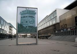 "The legendary ""Wankdorf"" Stadium"