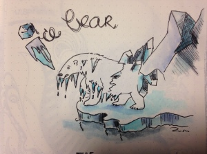 Ice bear version 1...