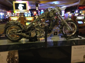 The Monsterbike at (I believe) MGM.