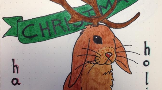 Three Nuts and a Kangaroo – Merry Christmas Everyone