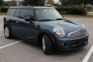 ...Adam, my new MINI Cooper Clubman.