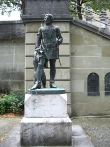 Duke Berchtold Von Zähringen