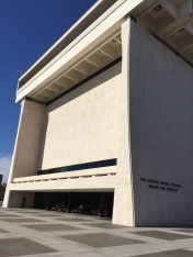 LBJ Library and Museum.
