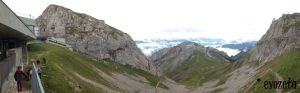 A Swiss National Day Panorama.