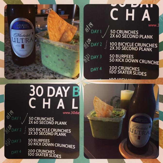 30 DAY FITNESS CHALLENGE – #30DFC, #30DAYFITNESSCHALLENGE