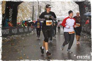 Half marathon Lucerne 2012...