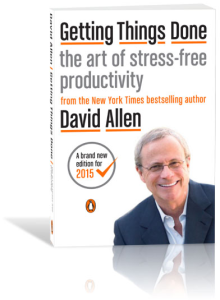 """David Allen's """"Getting Things Done"""""""