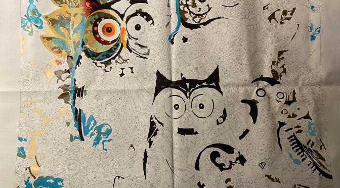 Owl Painting I